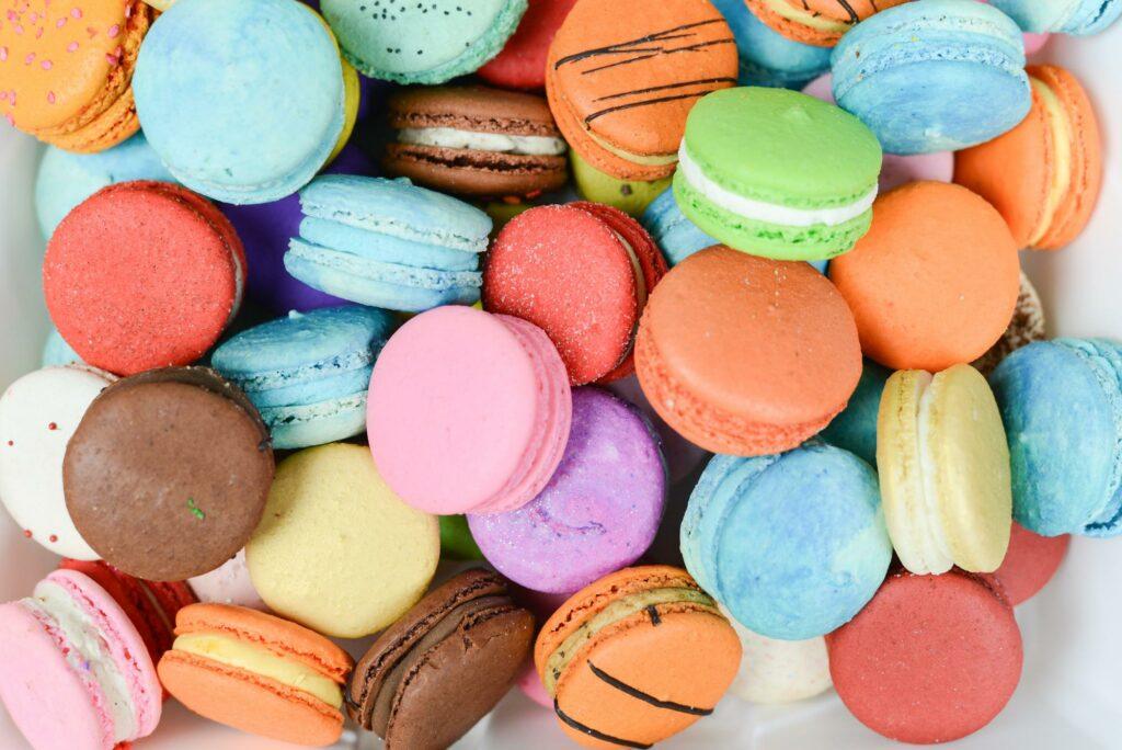 Süßigkeiten sind eine beliebte schlechte Angewohnheit.