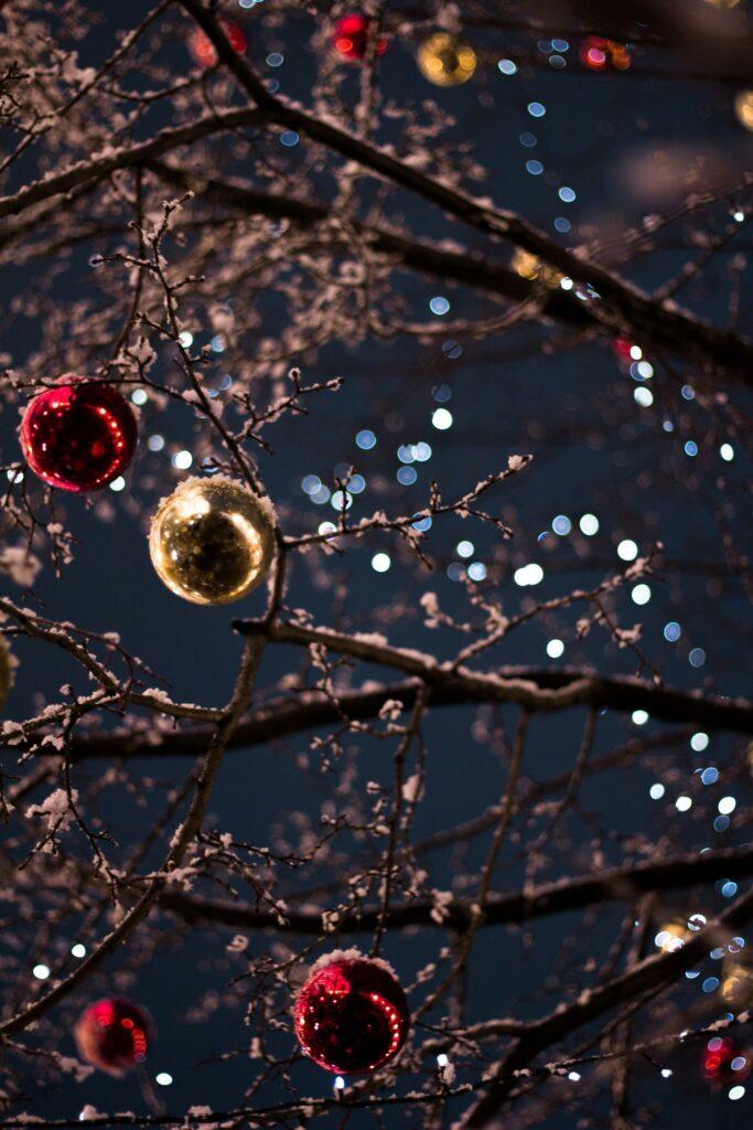 Frohe Weihnachten von nerdup.me!