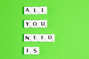 All you need is less: Sustainability on a budget